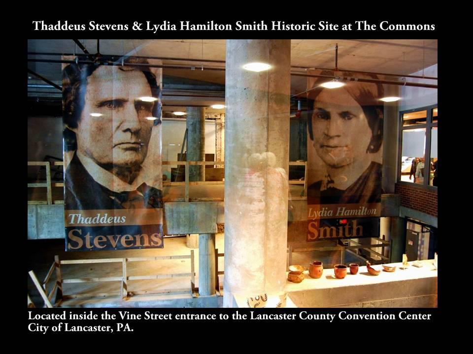 Stevens&SmithHistoricSite,City of Lancaster